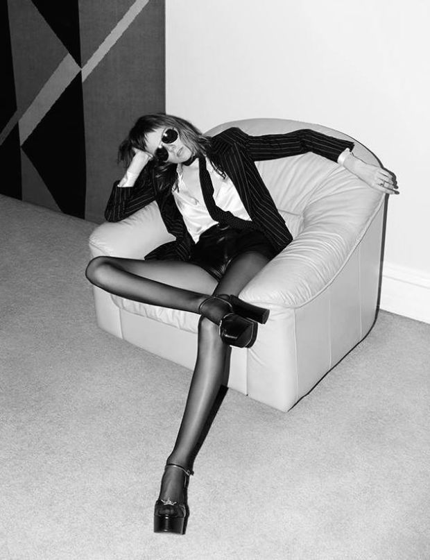 Saint Laurent Ad Starring 'Unhealthily Thin' Model Banned ...