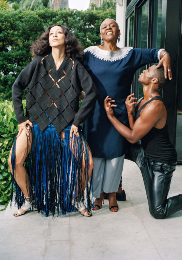 Barneys's Spring 2015 Campaign Is an Epic Supermodel ...