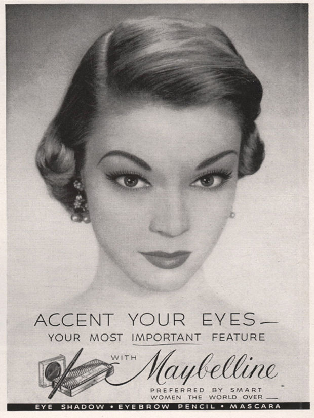 100 Years of Maybelline Ads Show How Little Has Changed in ...