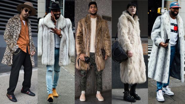 New York Fashion Week Men 39 S Fall 2017 Street Style