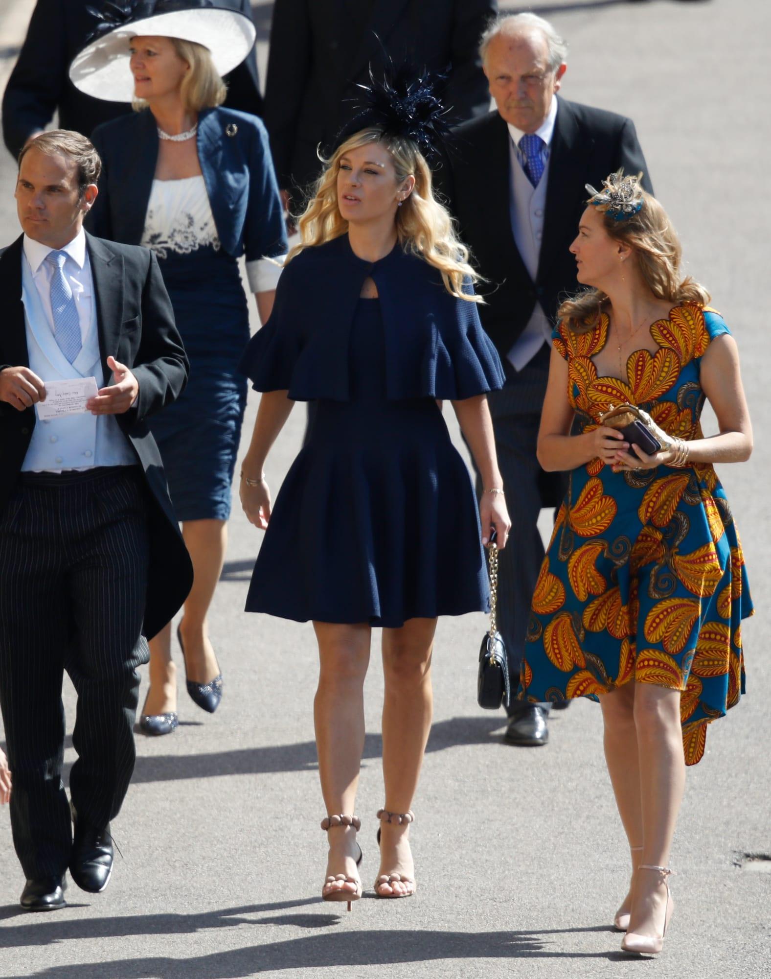 Cressida Bonas fue una de las exs que llegó hasta la Royal Wedding porque  obvio 3e22abd7aeb