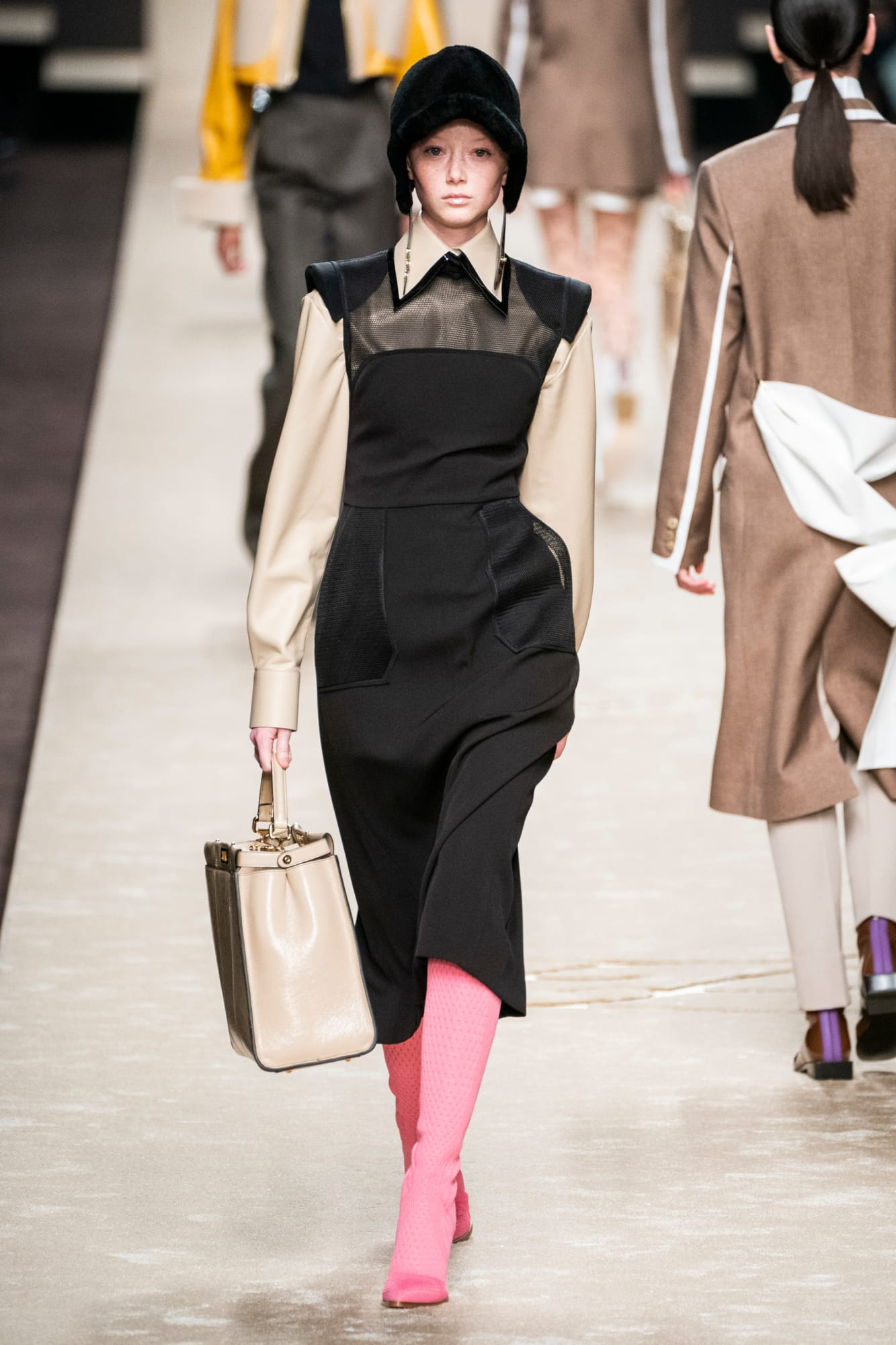 470d24822c4 See Fendi s Fall 2019 collection in full in the gallery below.