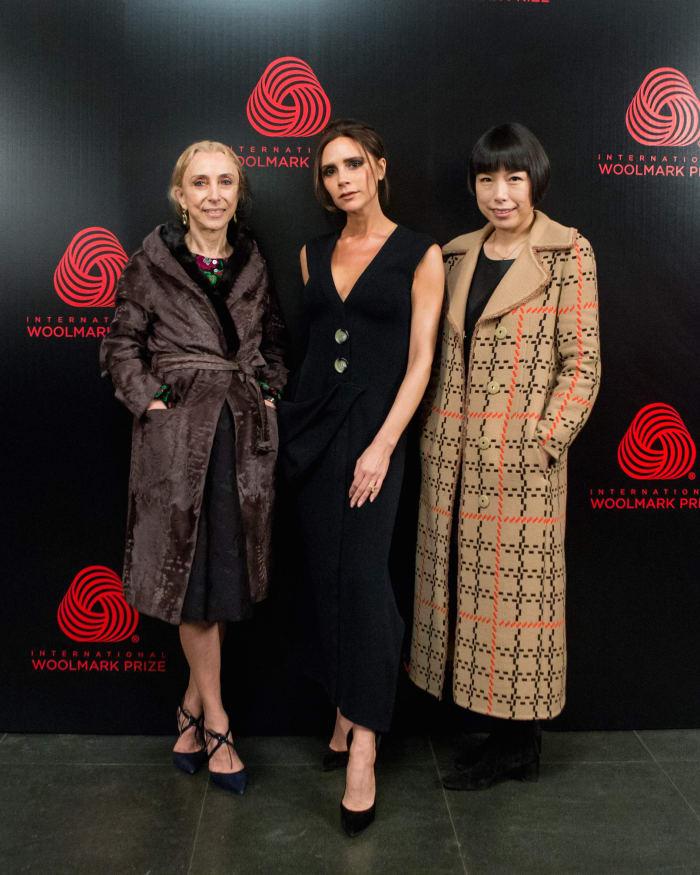 Winner Fashion Journalist Of The Year: M.Patmos Wins Women's International Woolmark Prize