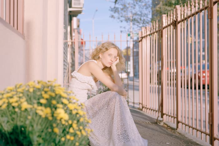 How Petra Collins Went From Failing High School To Photographing For Gucci