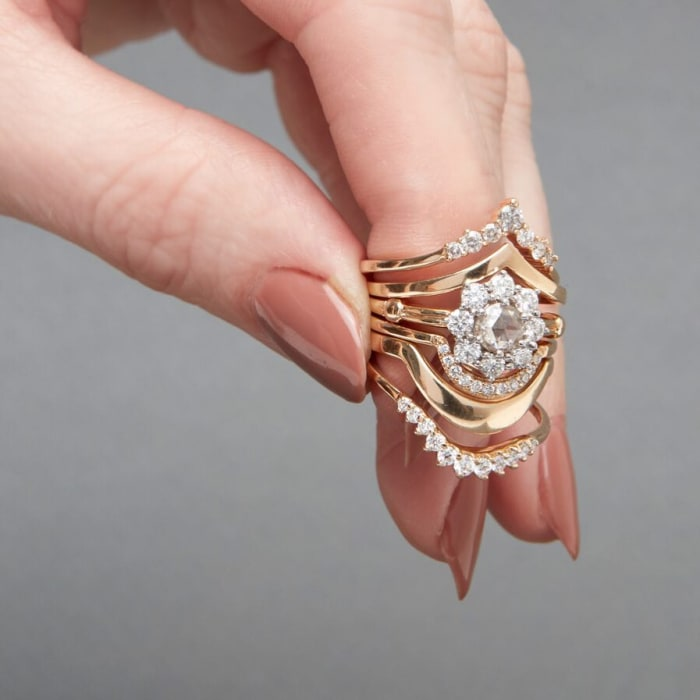 How Anna Sheffield Is Building A Nontraditional Jewelry