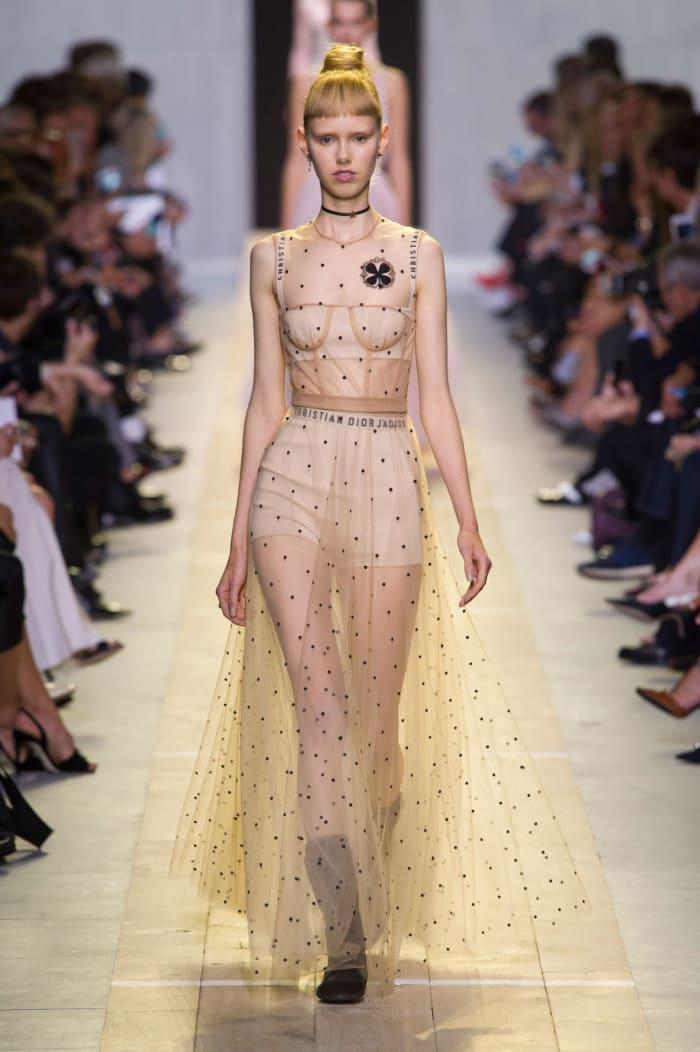 Bella Hadid Debuts Maria Grazia Chiuris Dior Collection