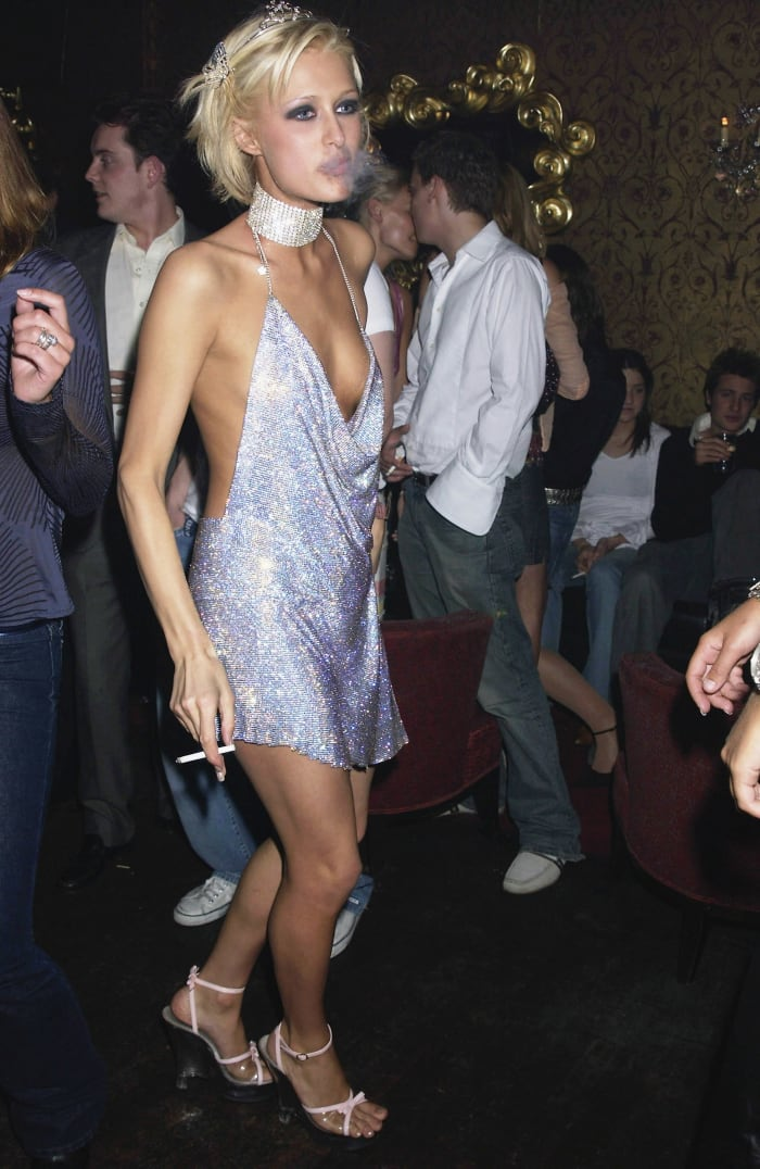 Kendall Jenner Channels Paris Hilton With Her 21St Birthday Ensemble - Fashionista-9348