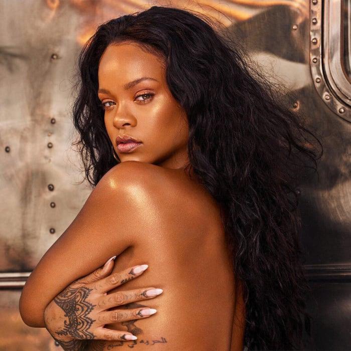 Rihanna Fenty Beauty Body Lava Luminizer Highlighter Fairy