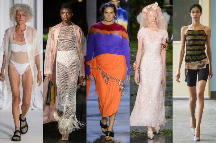New York Fashion Week Spring 2019 Trends Fashionista