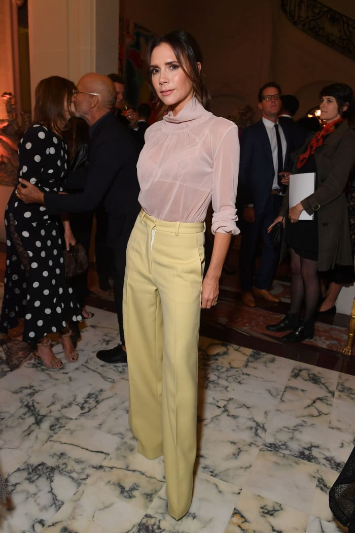 Victoria Beckham Scales Up With 40 Million Private Equity Investment Fashionista
