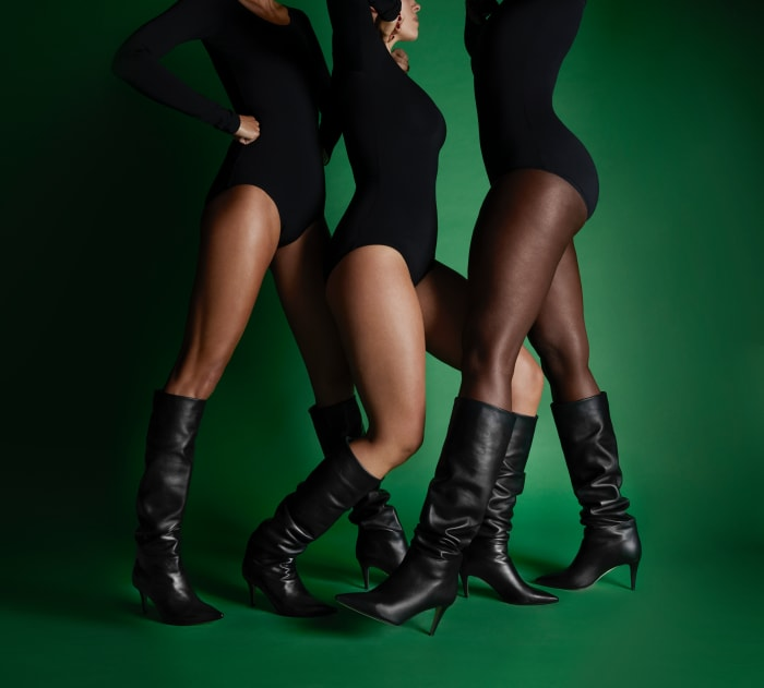 Tamara Mellon Launches Wide-Calf Boots With Innovative New Sizing System