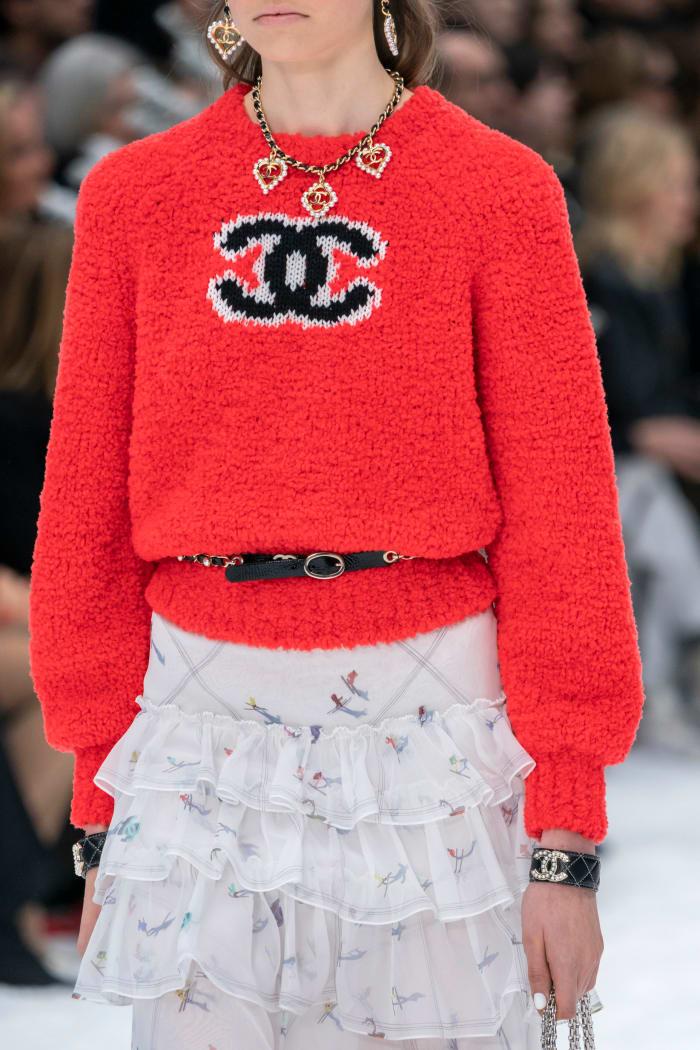 Chanel Fall Winter Show 2019. Photo: Imaxtree