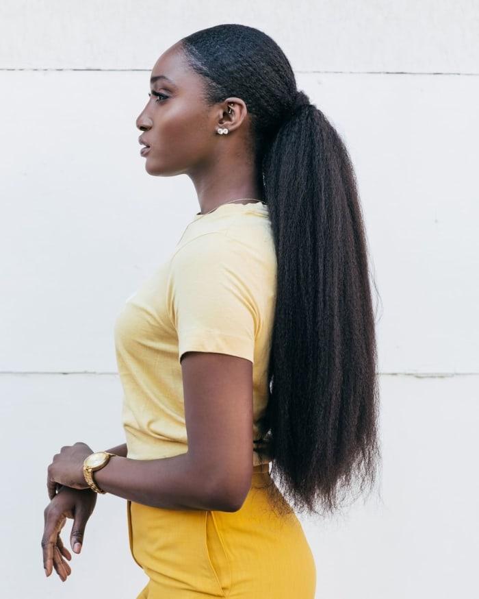 Photo: Courtesy of Heat Free Hair