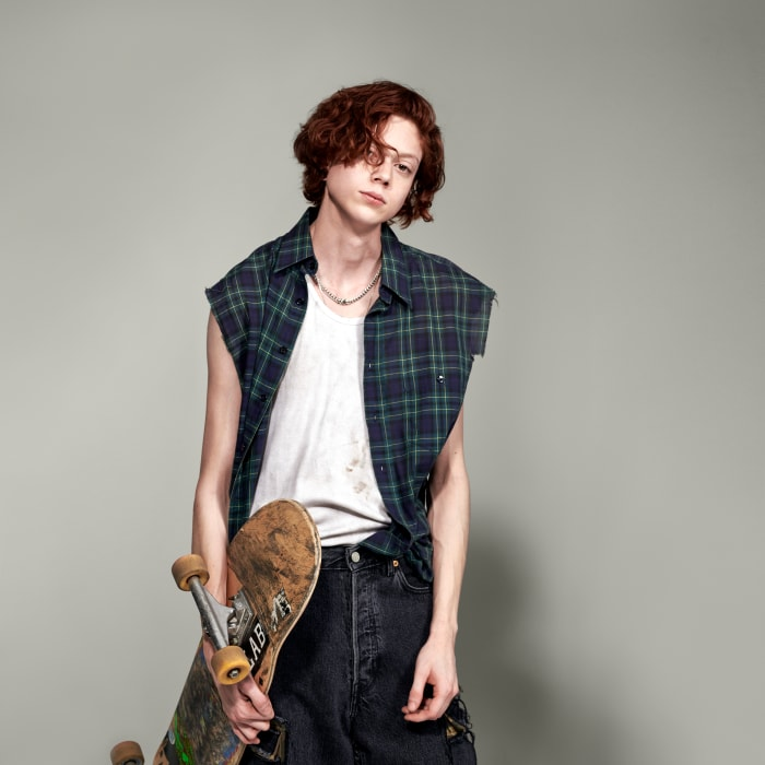 Model Nathan Westling Comes Out as Transgender