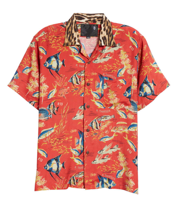 The Fish and Leopard-Print Shirt Alyssa Will Wear to Funk Up the Summer