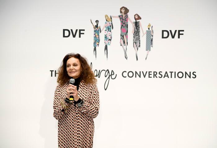 Conversas DVF In Charge em março de 2020