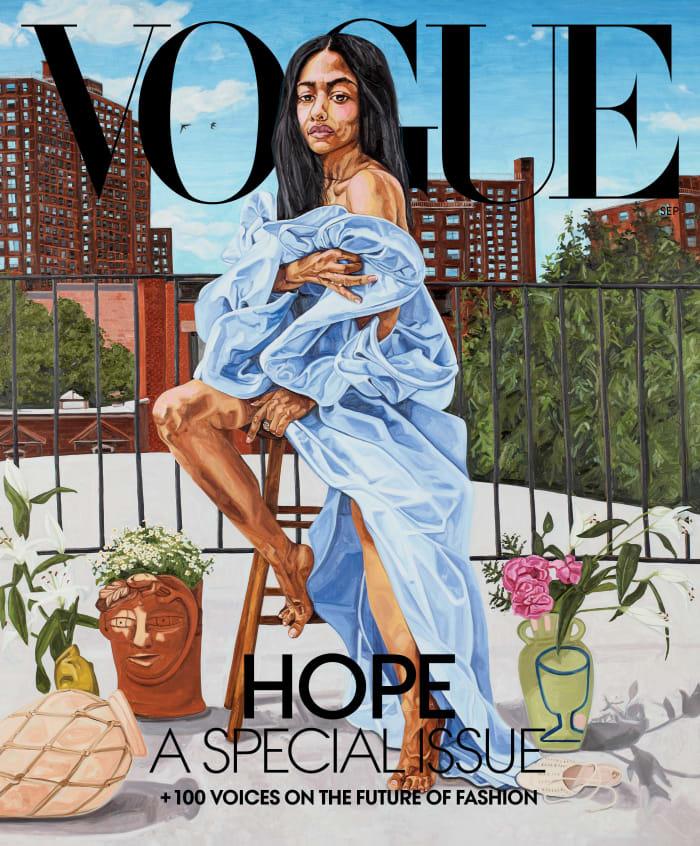 Aurora James Jordan_Casteel Vogue September 2020