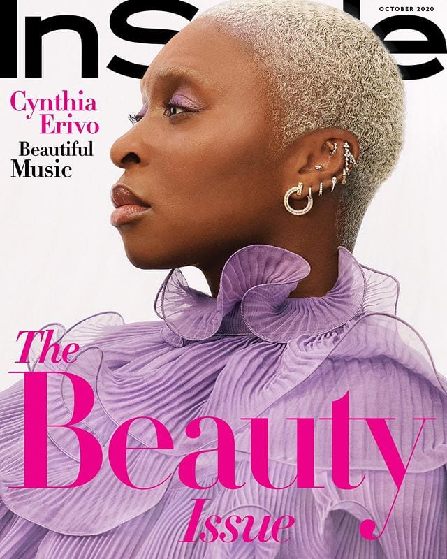 Must Read: Cynthia Erivo Covers 'InStyle' Beauty Issue, Chris Benz Exits J.Crew