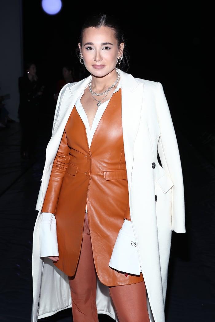 Danielle Bernstein NYFW fevereiro de 2020