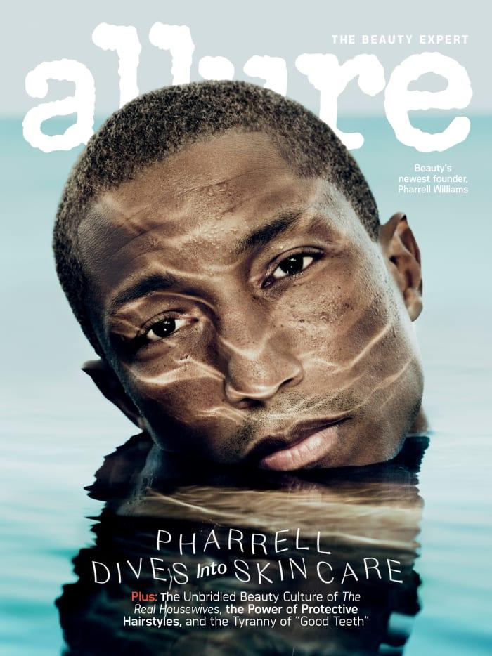 Allure Pharrell Cover
