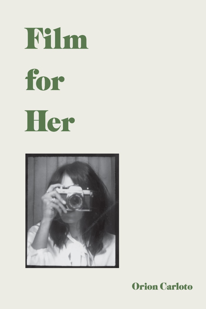 The cover of 'Film For Her.'