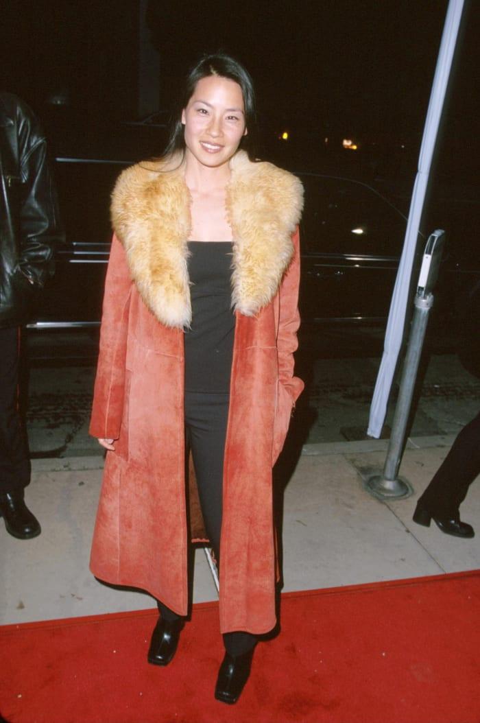 lucy-liu-1999-red-jacket