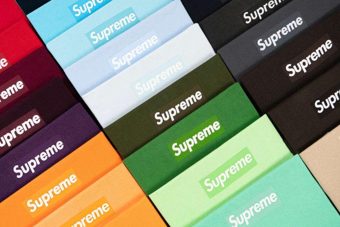 supreme box logo james bogart christies 3