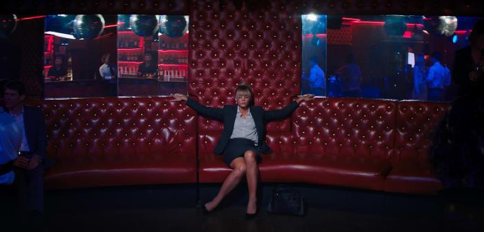 Cassie (Carey Mulligan) on a mission.