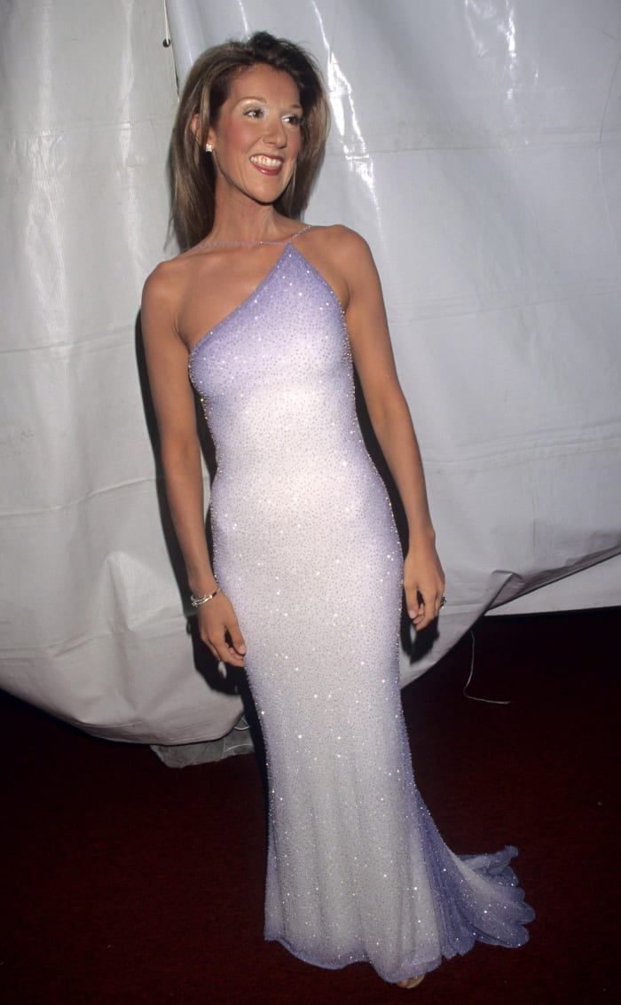 Celine Dion 1998 The 40th Annual GRAMMY Awards