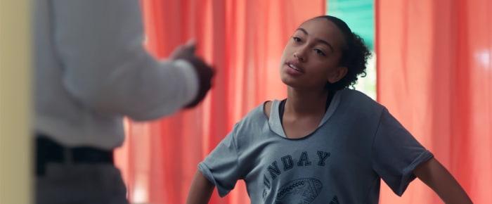 Underwood as Jillian in 'If Not Now, When?'