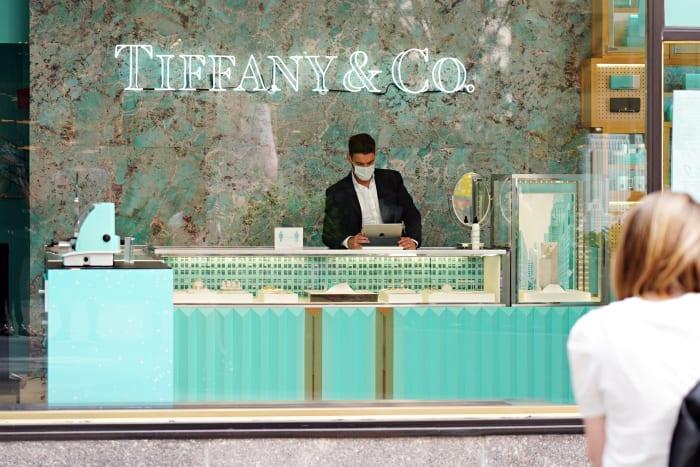 Tiffany & Co Store Employee