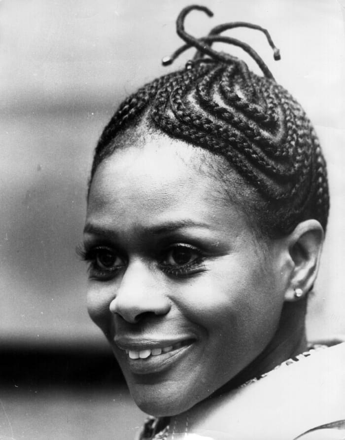 cicely-tyson-braided-hairstyle