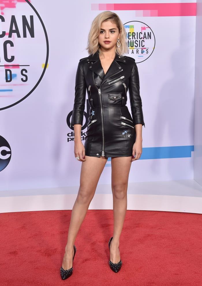 Selena Gomez 2017 American Music Awards