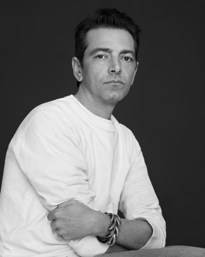 Portrait Pieter Mulier par Pierre Debusschere