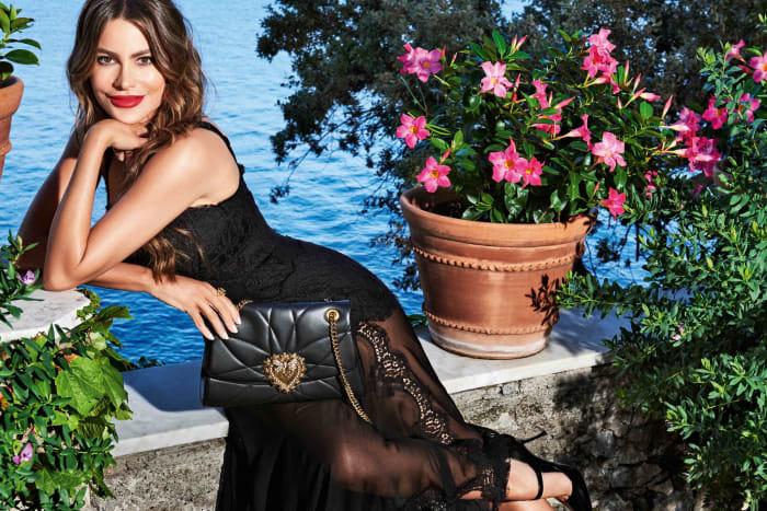 Dolce & Gabbana's Amore for Scientific Research campaign.