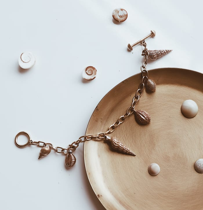 Renna Eclectic Charm Bracelet