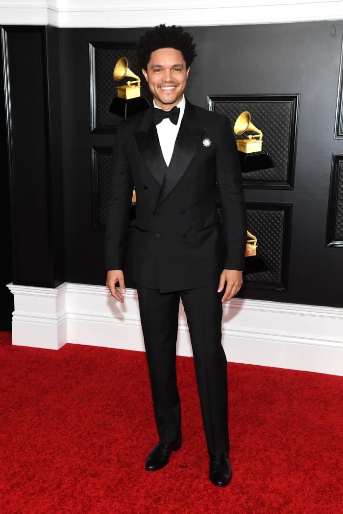 Grammys-2021-Best-Dressed-Trevor-Noah-Gucci