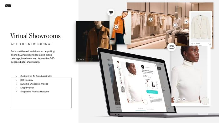 NuORDER Virtual Showroom
