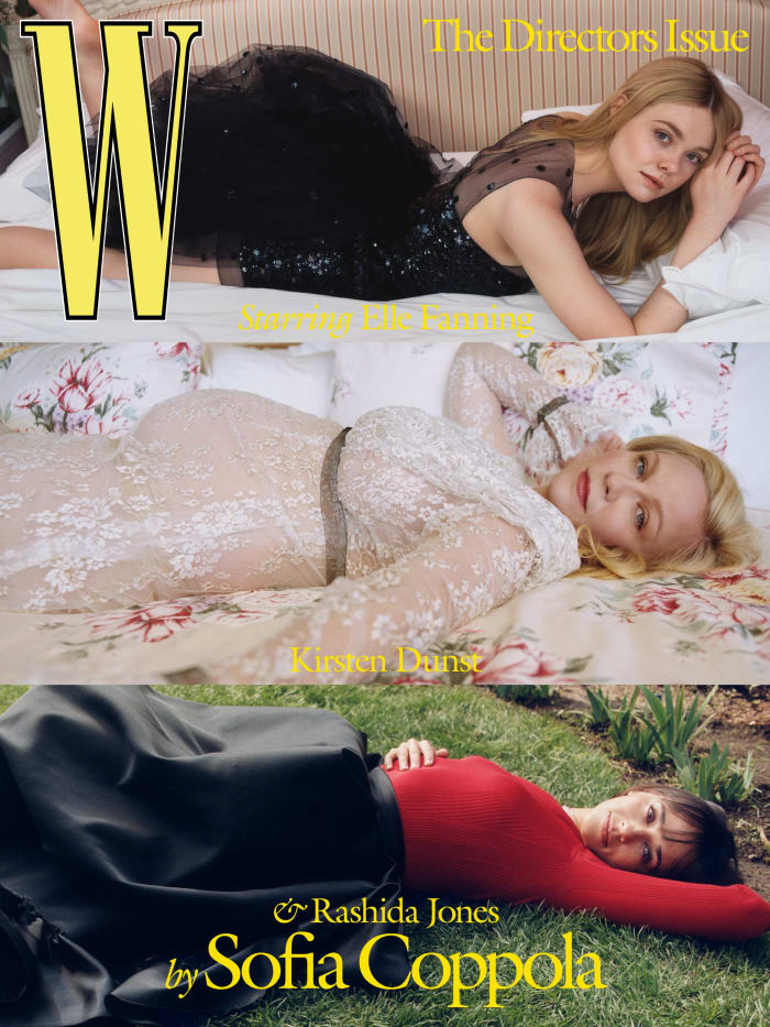 W Directors Issue Cover 2021 Sofia Coppola