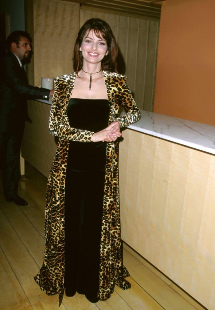 Shania Twain na Academia de Música Country de 1999
