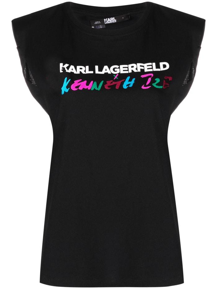 Karl Lagerfeld x Kenneth Ize - Image Courtesy of FARFETCH (3)