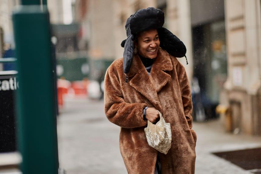 Tamu McPherson New York Street Style Fall 19 356b