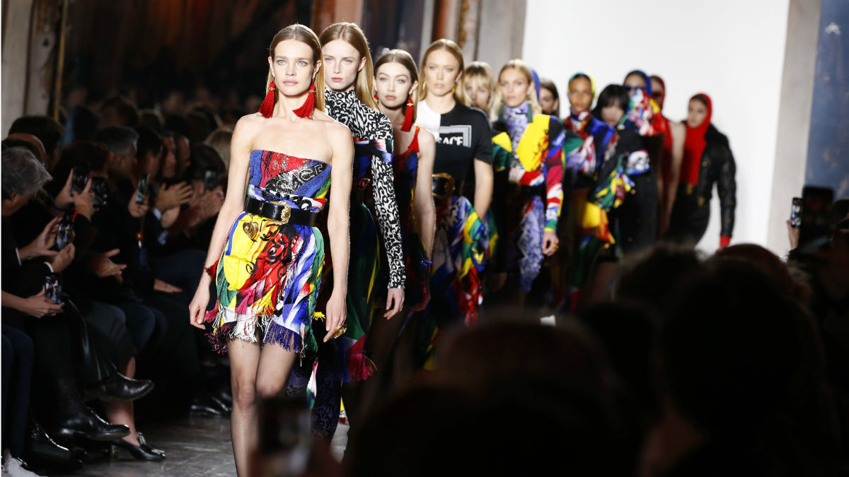 Versace to Officially Go Fur-Free in 2019