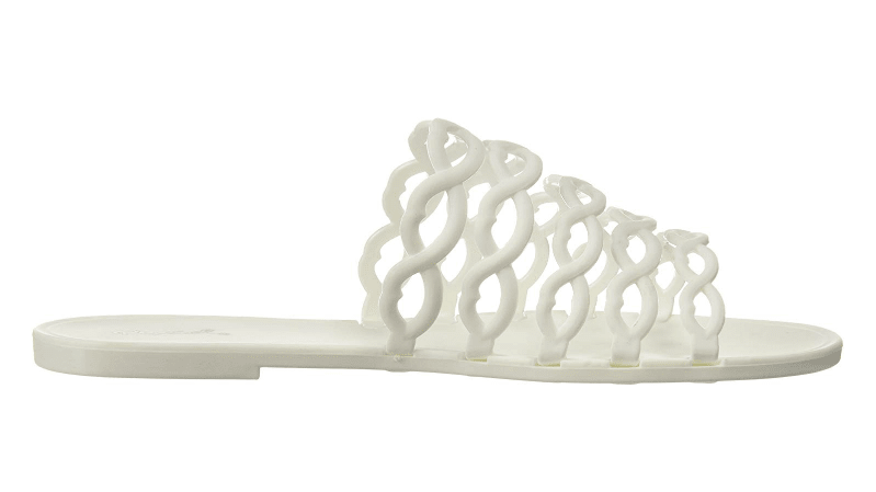Dara Wants a Third Pair of These Inexpensive Jelly Slides