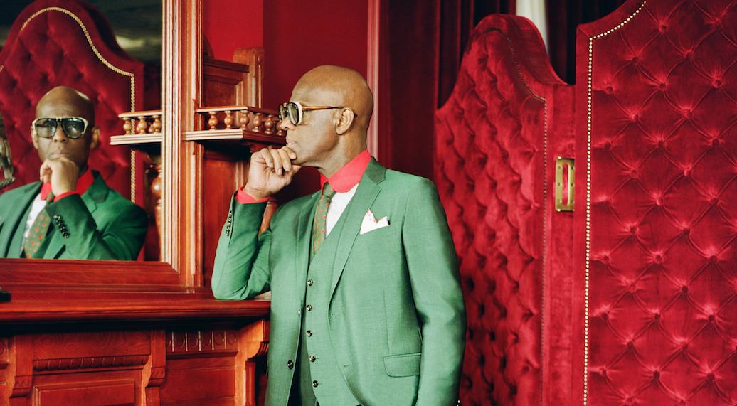 Peek Inside Dapper Dan's New Gucci-Backed Harlem Atelier