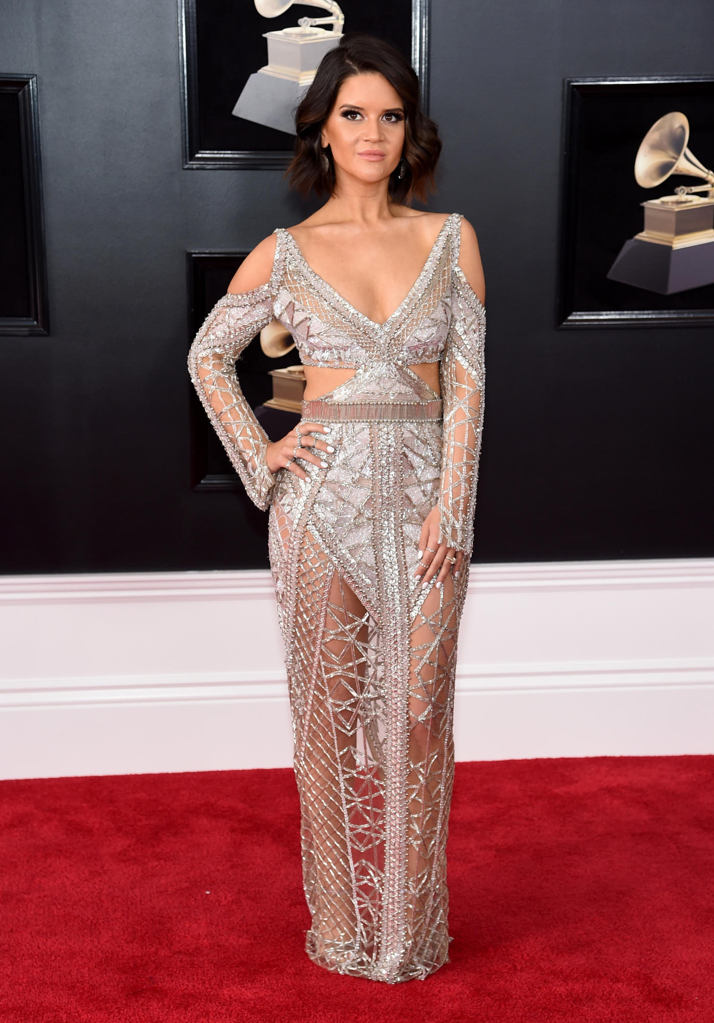 See All the Red-Carpet Looks From The 2018 Grammy Awards