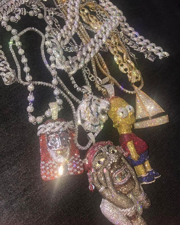 The Most Famous Rap And Hip Hop Jewelers Fashionista