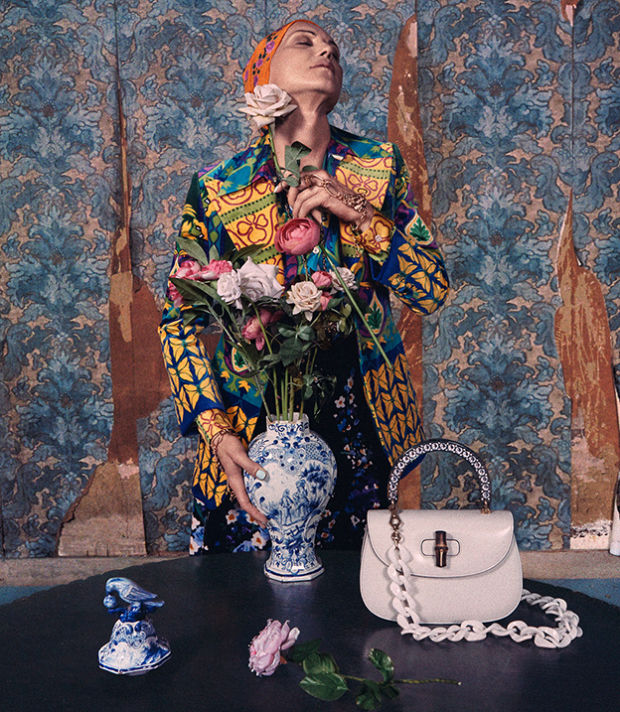 Gucci S Cruise 2018 Campaign Takes Us On A Laid Back Roman