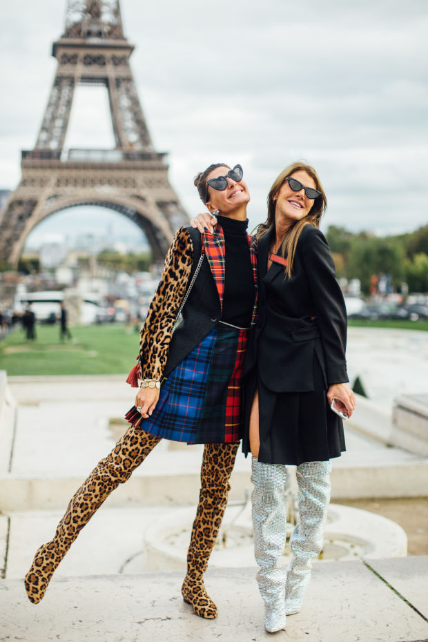 The Best Street Style Looks From Paris Fashion Week Spring 2018 Fashionista