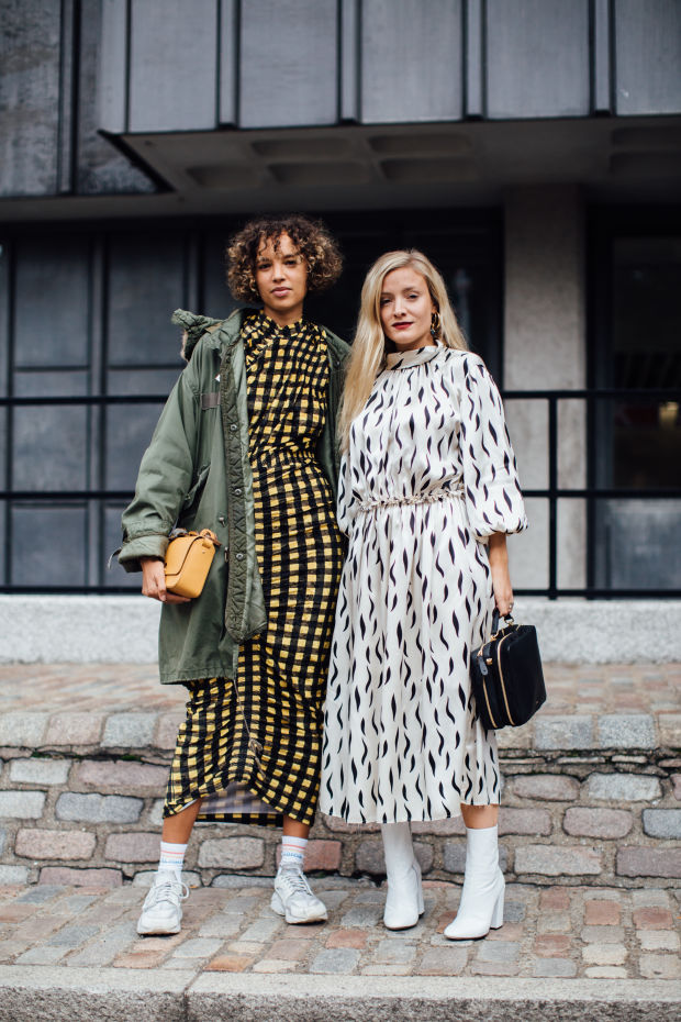 Language In 45 And 47 Stella Street: The Best Street Style Looks From Fashion Month Spring 2018